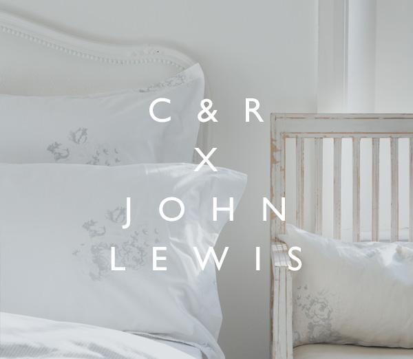 C&R John Lewis Bedlinen