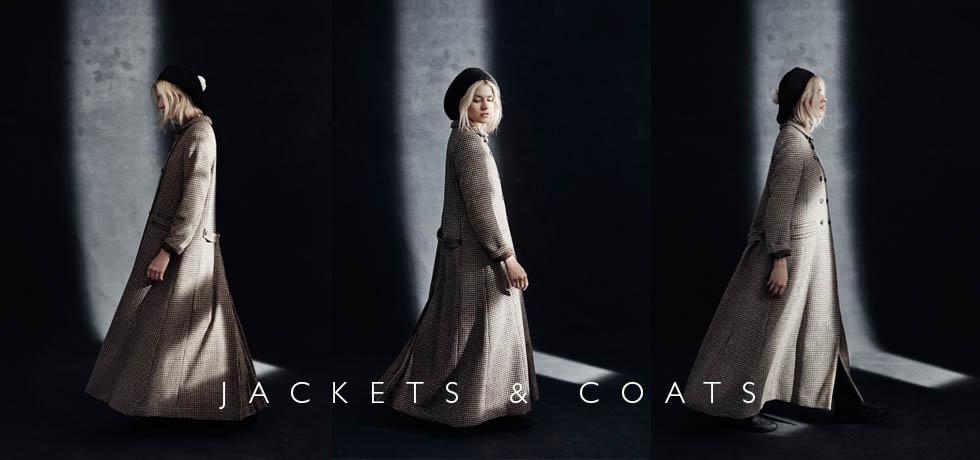 C&R AW16 Jackets & Coats