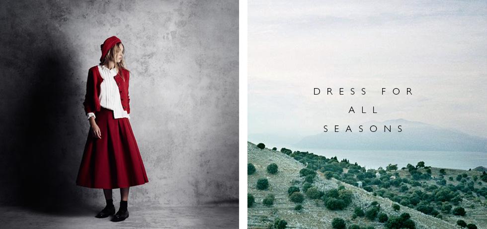 Dress for all Seasons