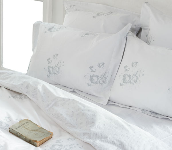 Cabbages & Roses for John Lewis Bedlinen